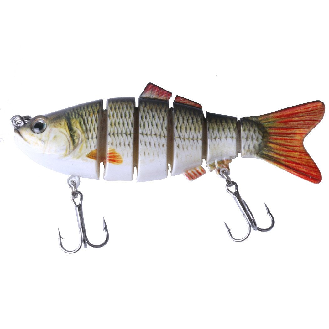 10cm bait fishing gear is simulated. Bait fish - everything-fishandhunt.com