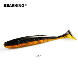 Easy Shiner 50mm 1g 20pcs/bag  Fishing soft lure for pike and bass