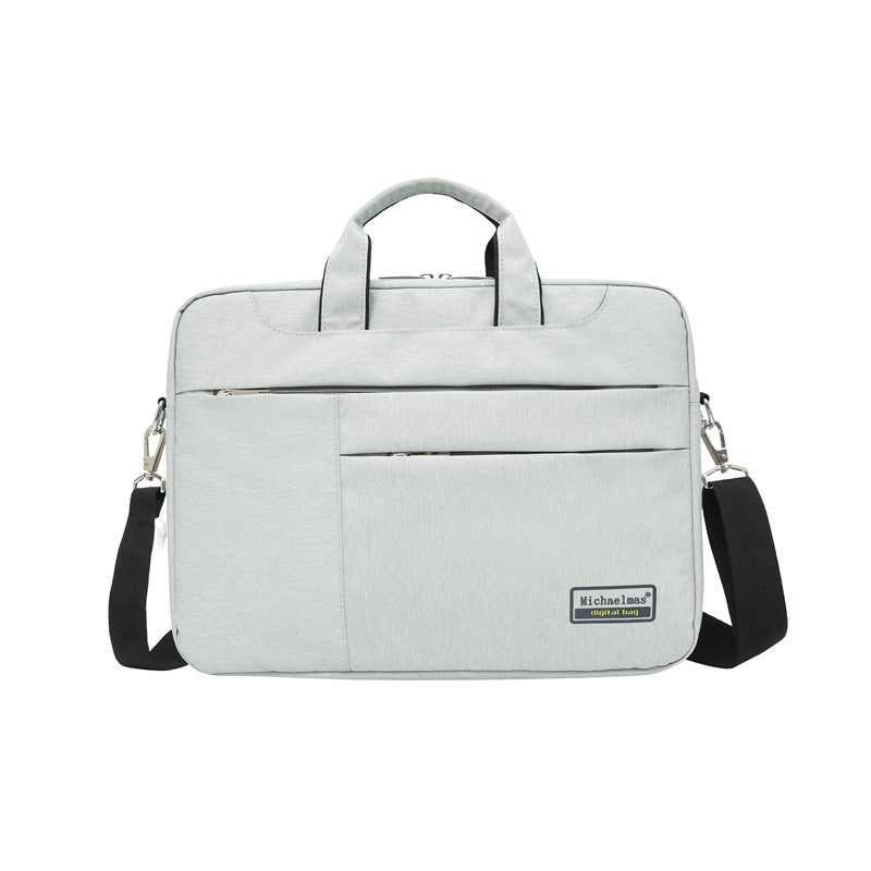 Business men's laptop bag large capacity briefcasemillet single shoulder bag inner bag