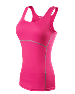 Quick-drying yoga clothes stretch breathable tight-fitting training Sports Vest