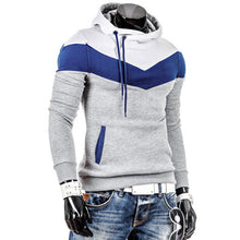 Load image into Gallery viewer, Men Retro Long Sleeve Hoodie Hooded Sweatshirt Tops Jacket Coat Outwear