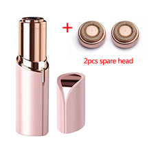 Load image into Gallery viewer, Mini Electric Hair Removal Epilator For Women Facial Depilador Safety Epilator