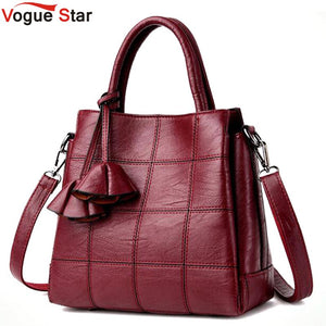 Top-handle bags Leather luxury handbags women bags designer tote bag high quality shoulder Crossbody bag SAC A MAIN LB872