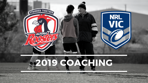 2019 COACHING COURSES