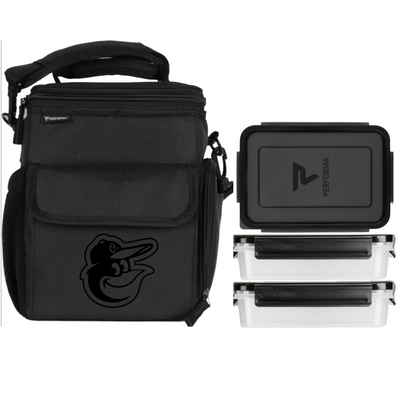 3 Meal Cooler Bag, Baltimore Orioles, Performa Canada