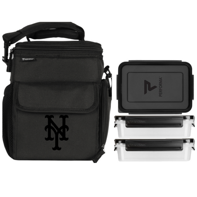 3 Meal Cooler Bag, New York Mets, Performa Canada