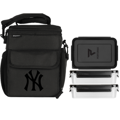 3 Meal Cooler Bag, New York Yankees, Performa Canada