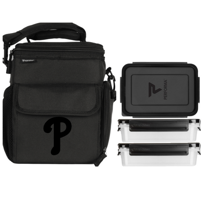 3 Meal Cooler Bag, Philadelphia Phillies, Performa Canada