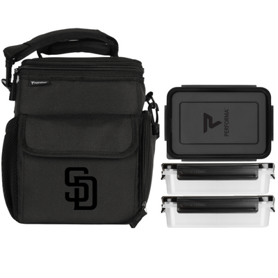 3 Meal Cooler Bag, San Diego Padres, Performa Canada
