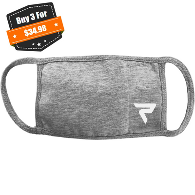 Cloth Face Mask, Grey, Performa