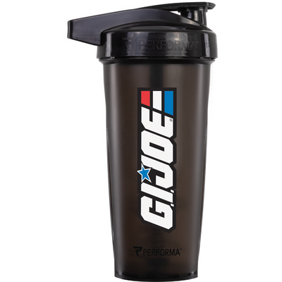 ACTIV Shaker Cup, 28oz, GI Joe (Black), Performa