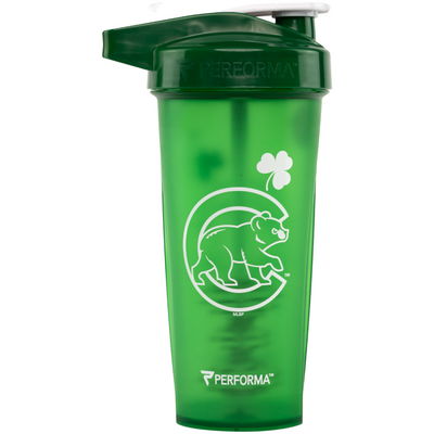ACTIV Shaker Cup, 28oz (800mL), Chicago Cubs (St Paddy's Edition), Performa Canada