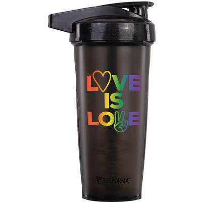 ACTIV Shaker Cup, 28oz, Pride (Love is love), Performa Canada