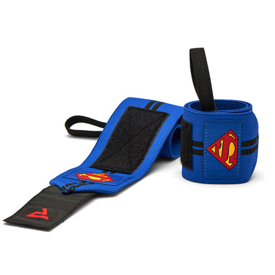 Superman Wrist Wraps