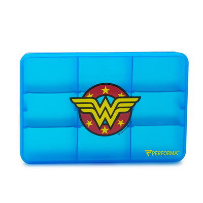 Wonder Woman Pill Container Chest DC Comics Series