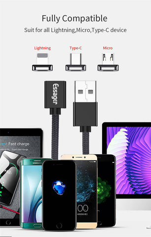 iPhone Magnetic Charger Cable