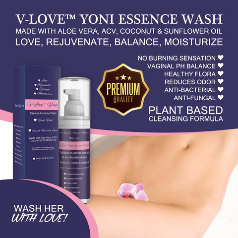 femininne yoni wash soap