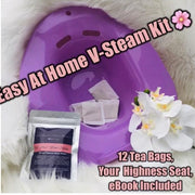 Yoni V-Steam Herbs & Seat by V-Love Yoni™ aka Your Highness