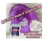 Yoni Steam Herbs & Seat by V-Love Yoni™ aka Your Highness Seat Promo 30% Off