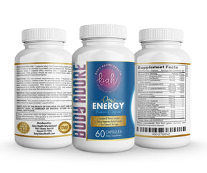 Pow Energy™ w/out the Crash by Body Adore® V-Love Yoni™ by Body Adore Health LLC