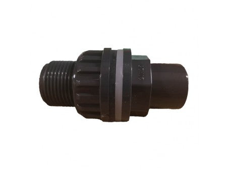 Solvent Weld Tank Connector