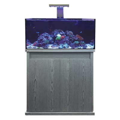 Carbon Oak DD Pro Reef 900 Aquarium