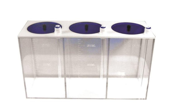 TMC Reef Easi Dose-Dosing Container 4.5 Litre (3x1.5 Litre)