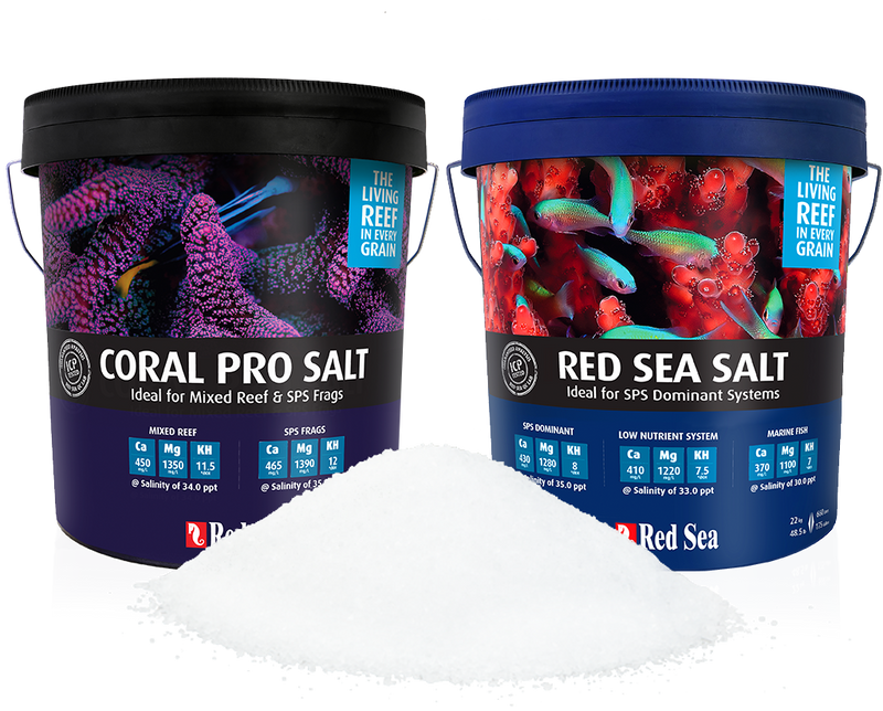 Redsea coral pro salt black bucket