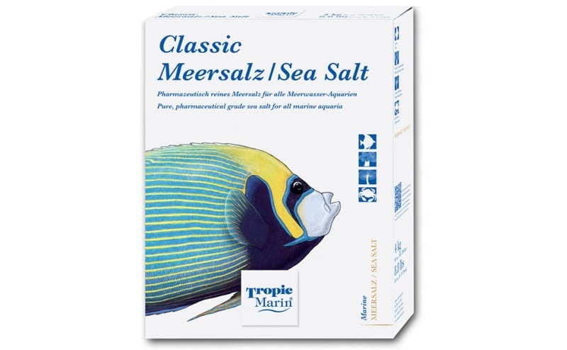 tmc tropic marin classic sea salt 4kg box