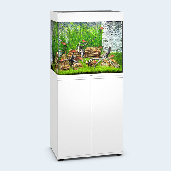 juwel lido 120 LED fish tank and cabinet set