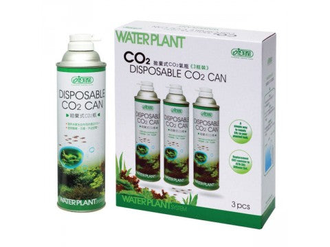 Ista CO2 Disposable cans