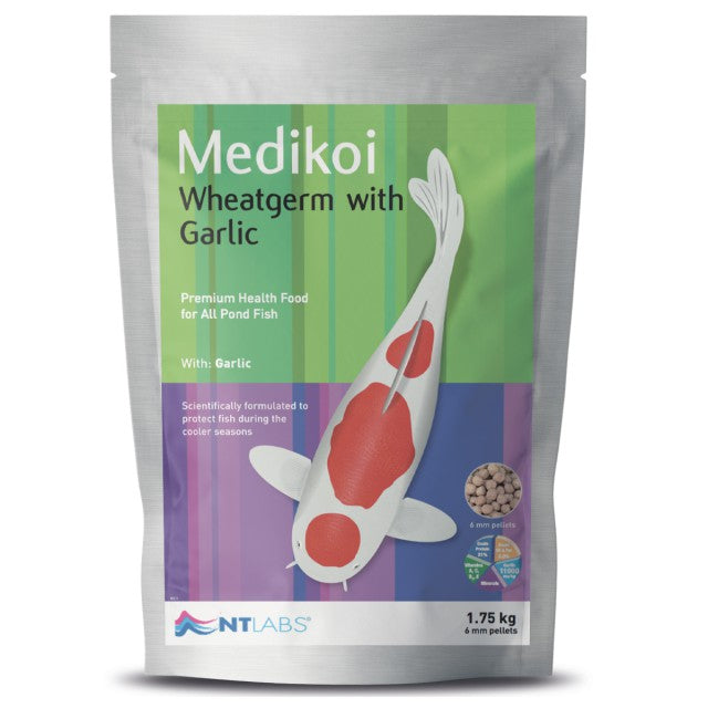 Medikoi - Wheatgerm With Garlic (3kg)