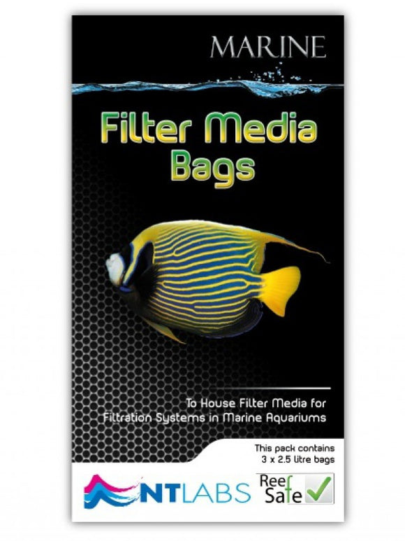 NT Labs Filter Media Bags