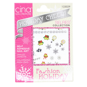 """FASHION HOLIDAY"" Cinapro Nail Art"