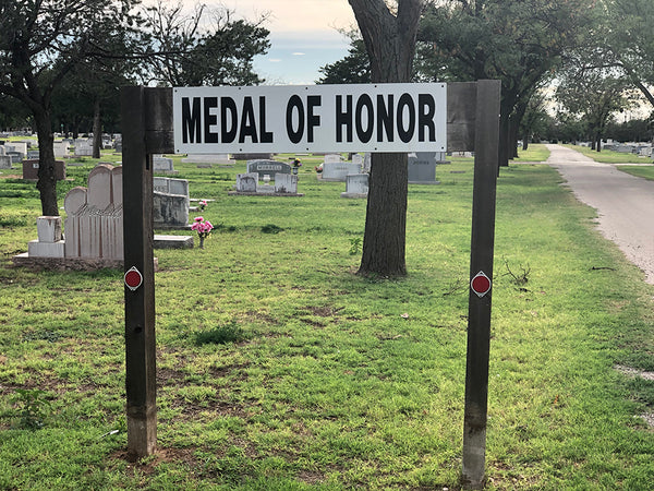 medal of honor lubbock texas
