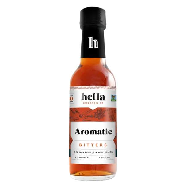Aromatic Bitters | Hella Cocktail Co. - Bitters