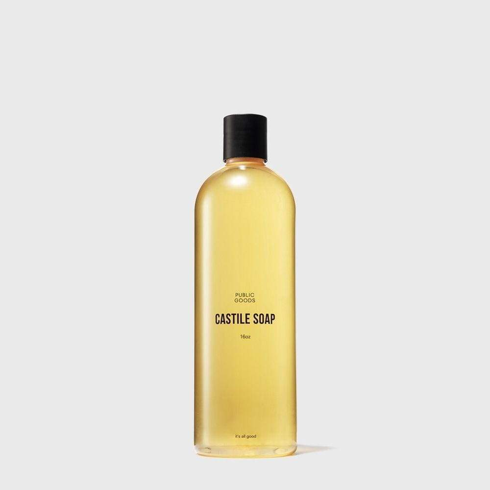 Castile Soap 16 fl oz - BATHROOM GOODS