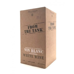 Chardonnay | From the Tank - alcoholic, box wine,