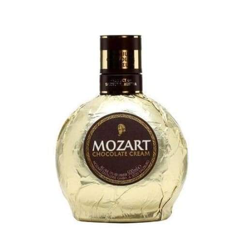 Chocolate Cream Liqueur | Mozart - alcoholic, chocolate