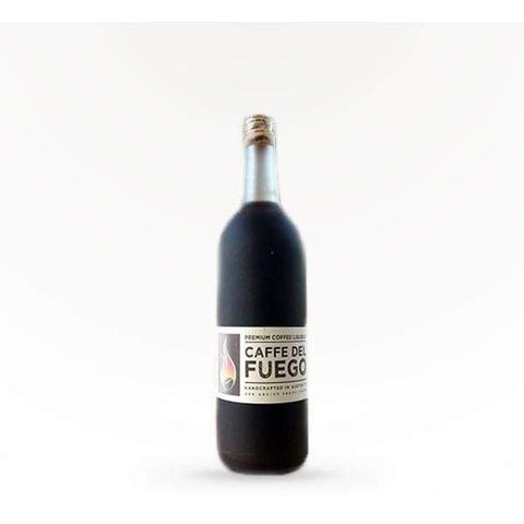 Caffe Del Fuego Coffee Liquor - 750ml - Liqueur