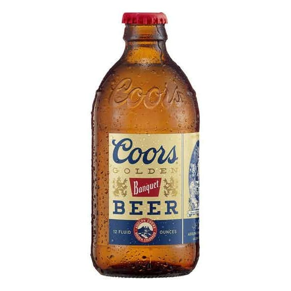 Coors Banquet - alcoholic, Beer, coors