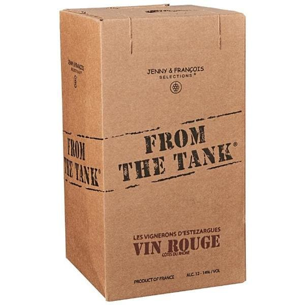 Cotes du Rhone Rouge | From the Tank - alcoholic, box wine,