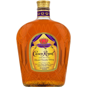 Crown Royal - Canadian Whiskey
