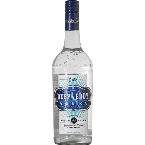Deep Eddy Vodka - 1.0L - Vodka