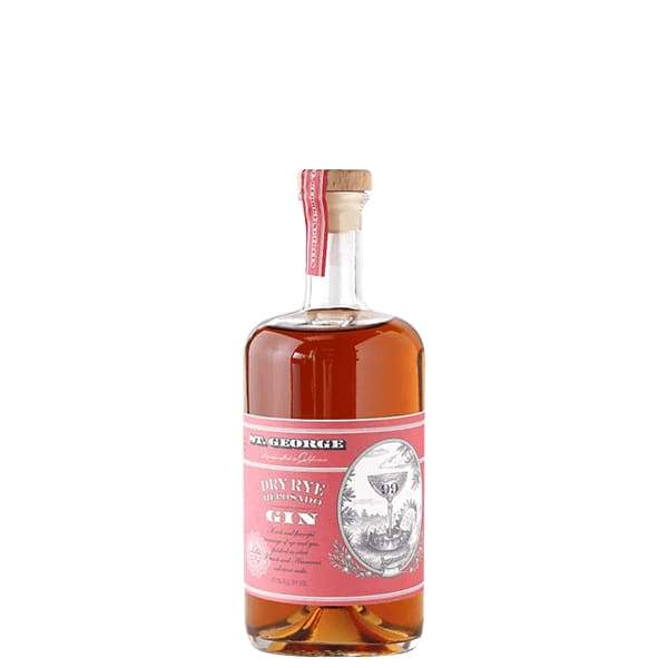 St George Dry Rye Reposado - 750ml - Gin