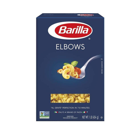 Elbow Pasta | Barilla - barilla, FOOD, grocery, pasta,