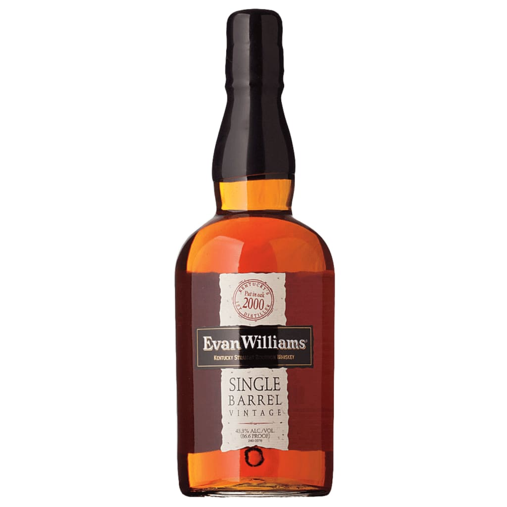 Evan Williams Single Barrel - 750ml - Bourbon