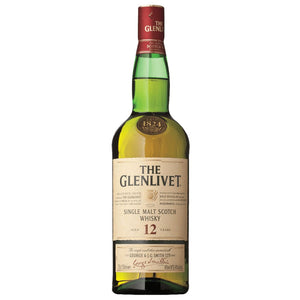 Glenlivet 12y - 1.0L - Scotch