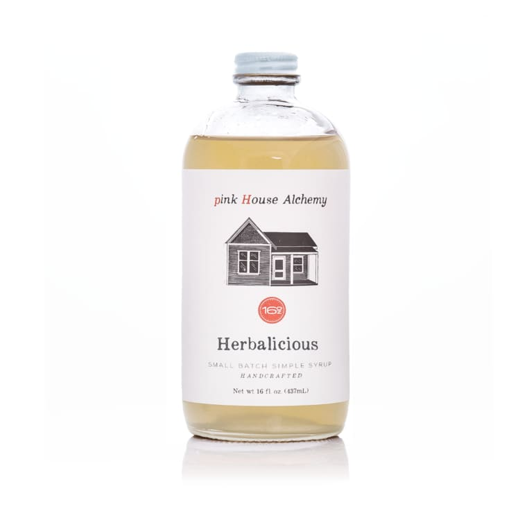 Herbalicious Syrup | Pink House Alchemy - Home Bar, mixer,