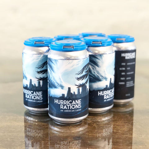 Hurricane Rations Lager | Coalfox - alcoholic, beer, lager
